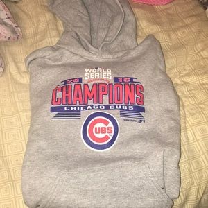 Chicago Cubs 2016 Champions Hoodie